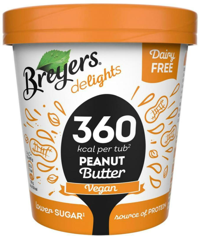 Breyers Peanut Butter Vegan