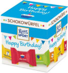 BILLA Ritter Sport Schokowürfel Happy Birthday