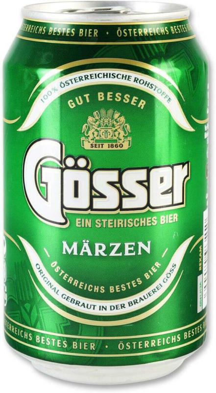 Gösser Märzen Bier