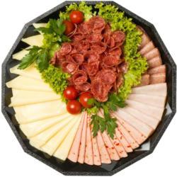 Wurst-Käse-Platte