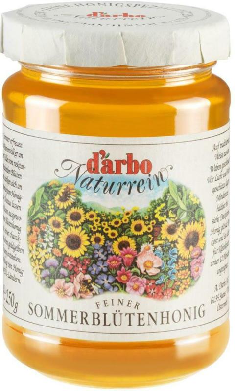 Darbo Sommerblütenhonig