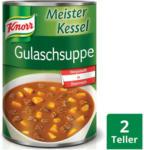 BILLA Knorr Meisterkessel Gulaschsuppe