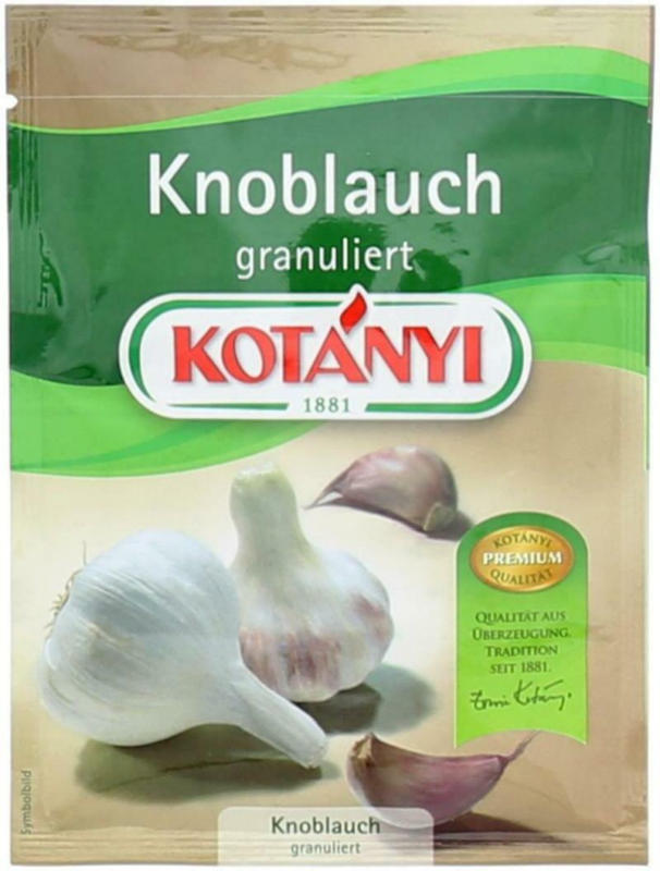 Kotányi Knoblauchgranulat
