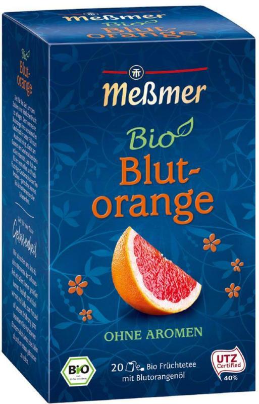 Meßmer Bio Blutorange