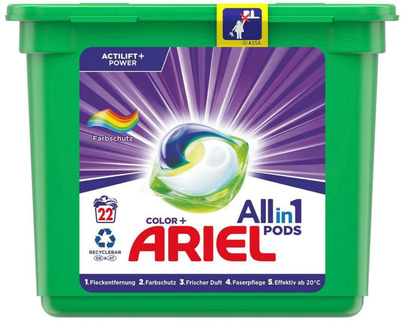 Ariel Allin1 Pods Color