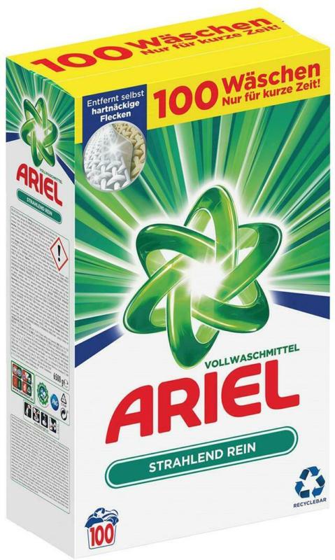 Ariel Pulver Regulär Großpackung