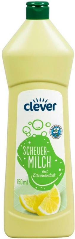 Clever Scheuermilch