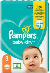 Pampers Baby Dry Gr. 3 Einzelpack
