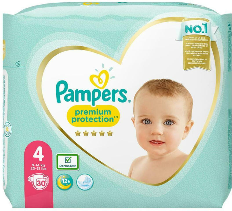 Pampers Premium Protection Gr. 4 Einzelpack