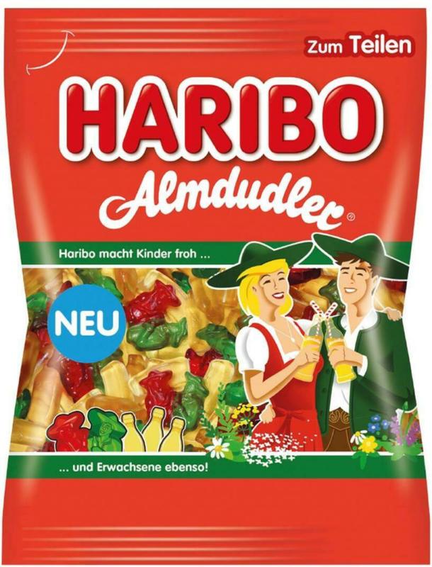 Haribo Almdudler