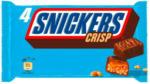BILLA PLUS Snickers Crisp 4er