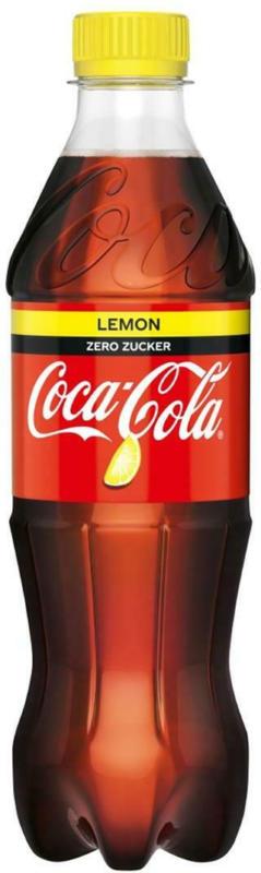 Coca Cola Zero Lemon