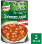 BILLA Knorr Meisterkessel Serbische Bohnensuppe