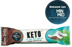 Ketofabrik Keto on the go Coconut Chocolate Bar