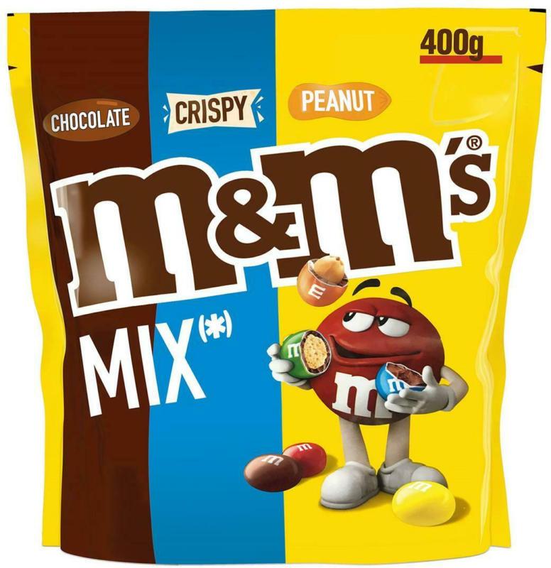 M&M's Mix Maxi Pack