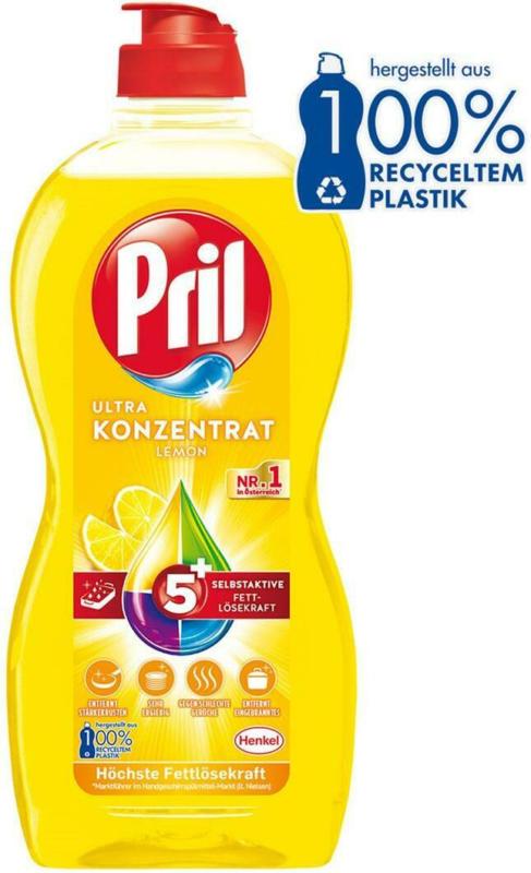 Pril Power Lemon