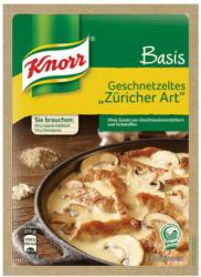 Knorr Basis für Geschnetzeltes 'Züricher Art'