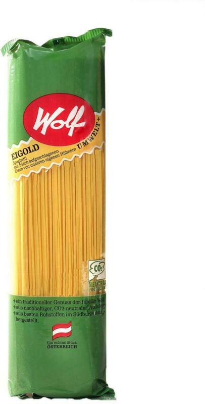 Wolf Eigold Spaghetti