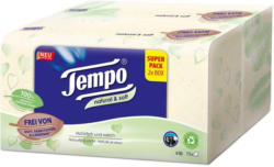Tempo Natural & Soft Duobox