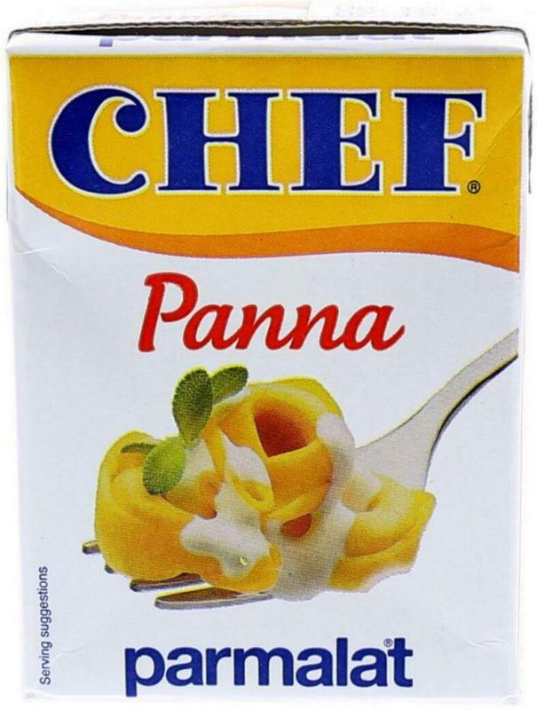 Parmalat Chef Panna