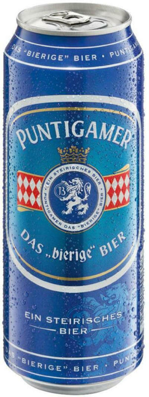 """Puntigamer """"Das bierige Bier"""""""
