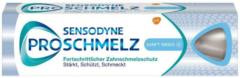 Sensodyne Proschmelz Sanft Weiß