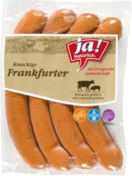Ja! Natürlich Frankfurter