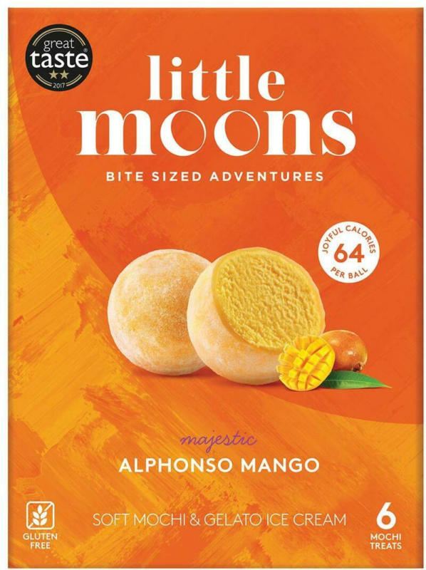 Little Moons Mango Mochi Eis