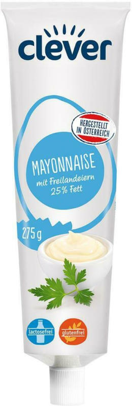 Clever Mayonnaise 25 %