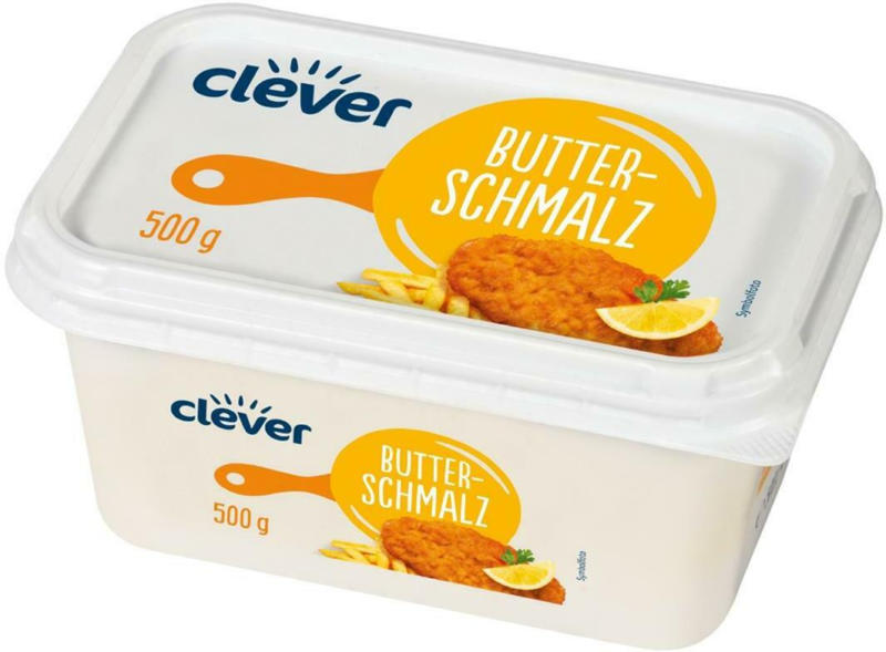 Clever Butterschmalz