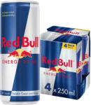 BILLA Red Bull Energy Drink 4-Pack