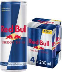 Red Bull Energy Drink 4-Pack