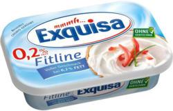 Exquisa Frischkäse Fitline 0,2% Fett