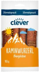 Clever Kaminwurzerl Bergkäse