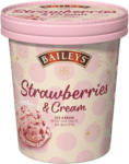 BILLA Baileys Strawberries & Cream Eis