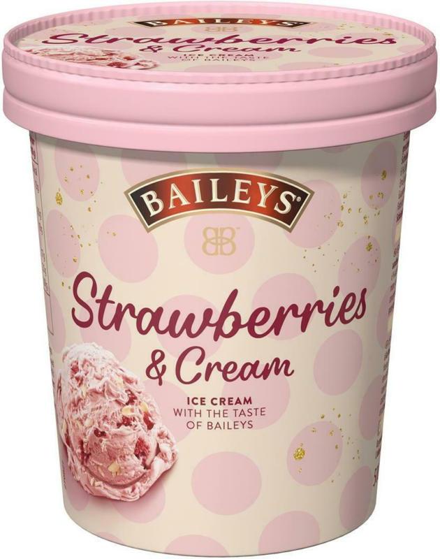 Baileys Strawberries & Cream Eis