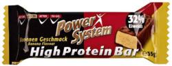 Power System High Protein Bar Banane