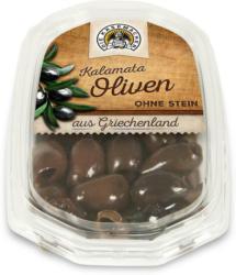 Die Käsemacher Oliven schwarz ohne Kern