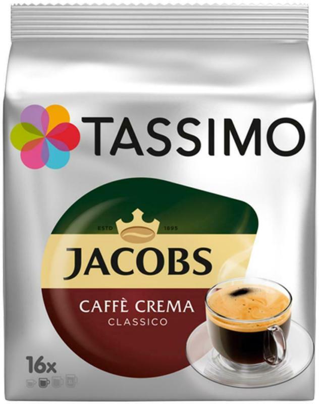 Jacobs Tassimo Caffe Crema