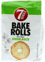 Seven Days Bake Rolls Knoblauch