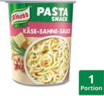BILLA Knorr Pasta Snack Käse-Sahne-Sauce