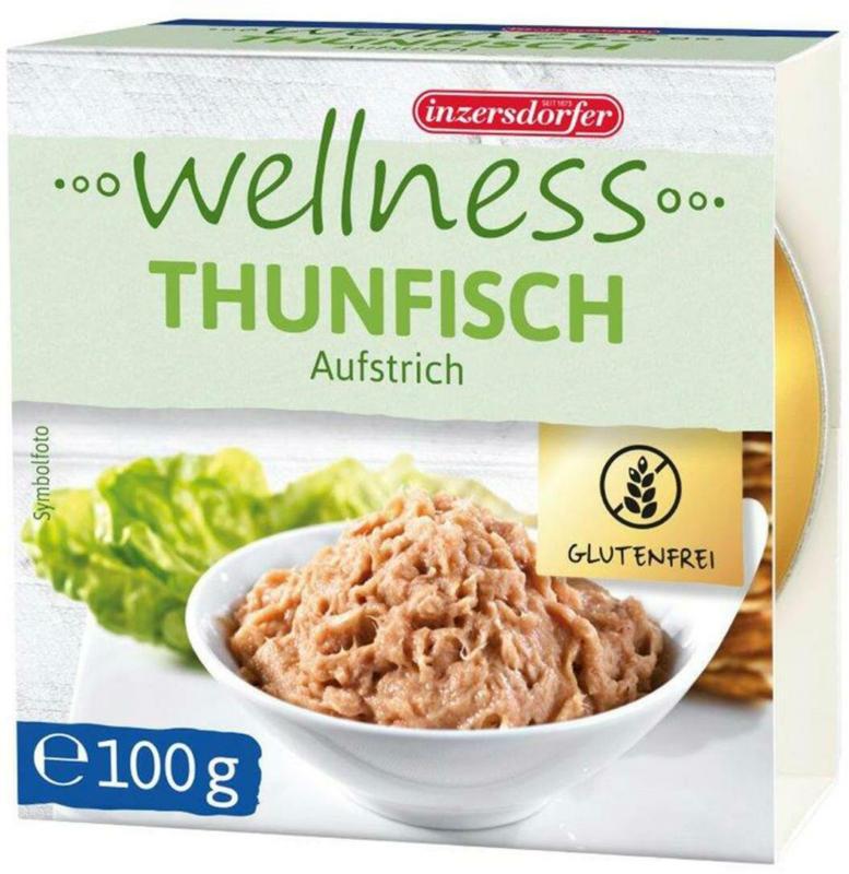 Inzersdorfer Wellness Thunfisch Aufstrich
