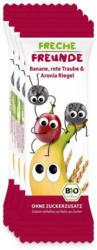 Freche Freunde Riegel Banane, rote Traube & Aronia