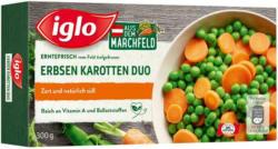 Iglo Erbsen Karotten Duo