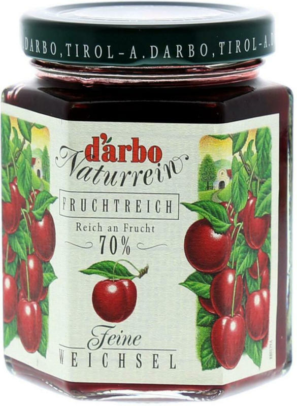 Darbo Fruchtreich Maraska Weichsel