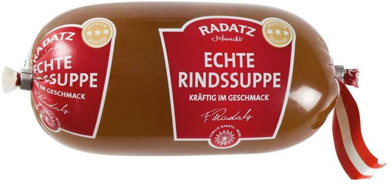 Radatz Klare Rindsuppe