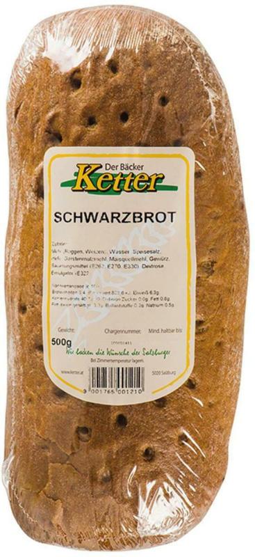 Ketter Schwarzbrot