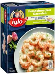 Iglo Feinschmecker Garnelen Knoblauch & Kräuter