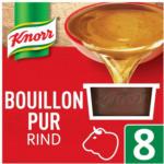 BILLA Knorr Bouillon Pur mit Rind