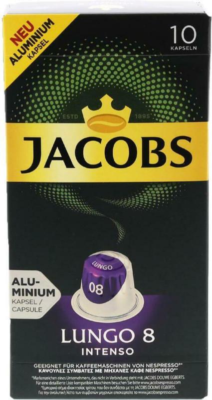 Jacobs Kapsel Lungo 8 Intenso